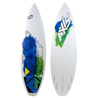 "2014 Axis Pure Wave Surf Board.  5'10"" - DEMO"