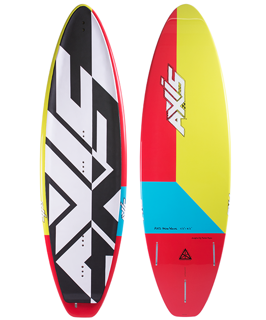 "2015 Axis New Wave 5'4"" Kite Surfboard"