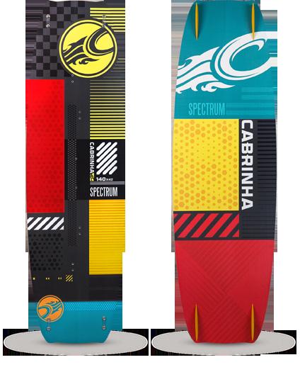 2015 Cabrinha Spectrum w / straps and pads - 40% off