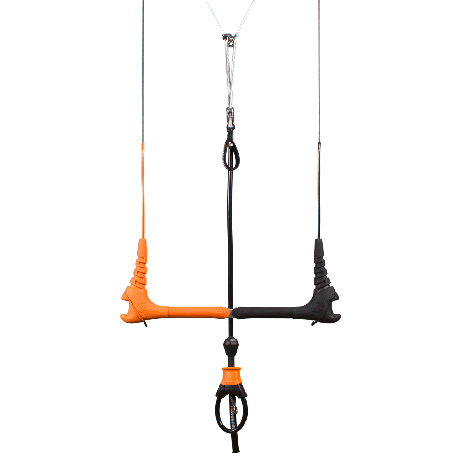 2016 Cabrinha 1X Control System with Trimlite and Quickloop 44 cm / 52 cm / 60 cm