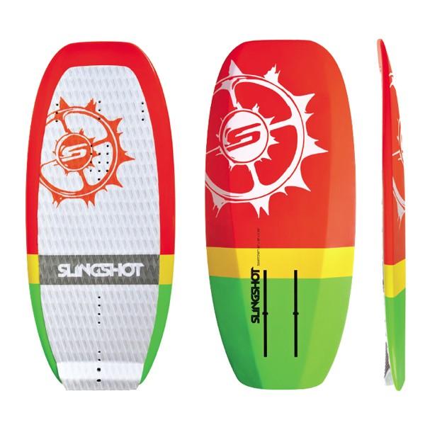 2016 Slingshot Dwarf Craft Foil board