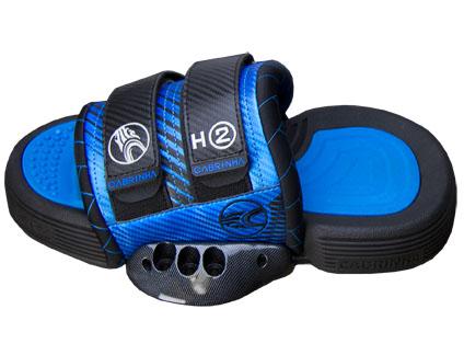 2014 Cabrinha H2 Straps and Pads
