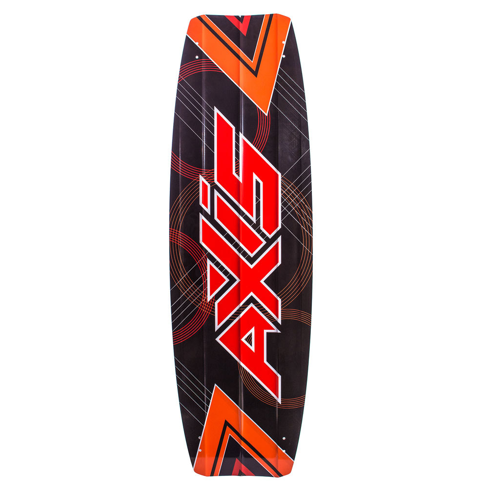 2014 Axis Vanguard 148cm - Board only with fins - 30% off