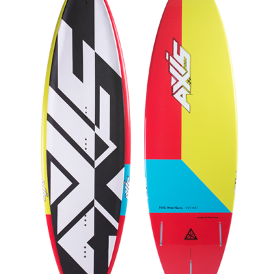 "2015 Axis New Wave 5'8"" Kite Surfboard"