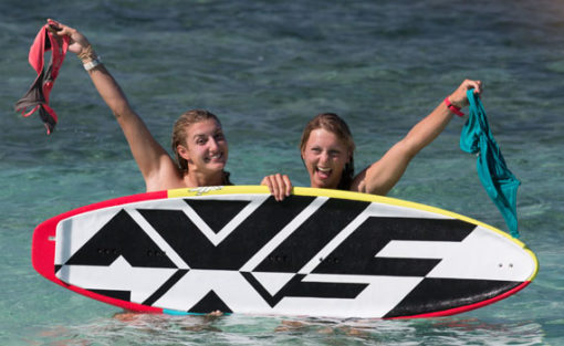 """2015 Axis New Wave 5'8"""" Kite Surfboard"""