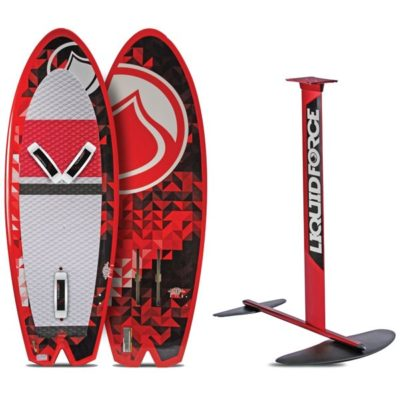 2016 Liquid Force Rocket Foilboarding package