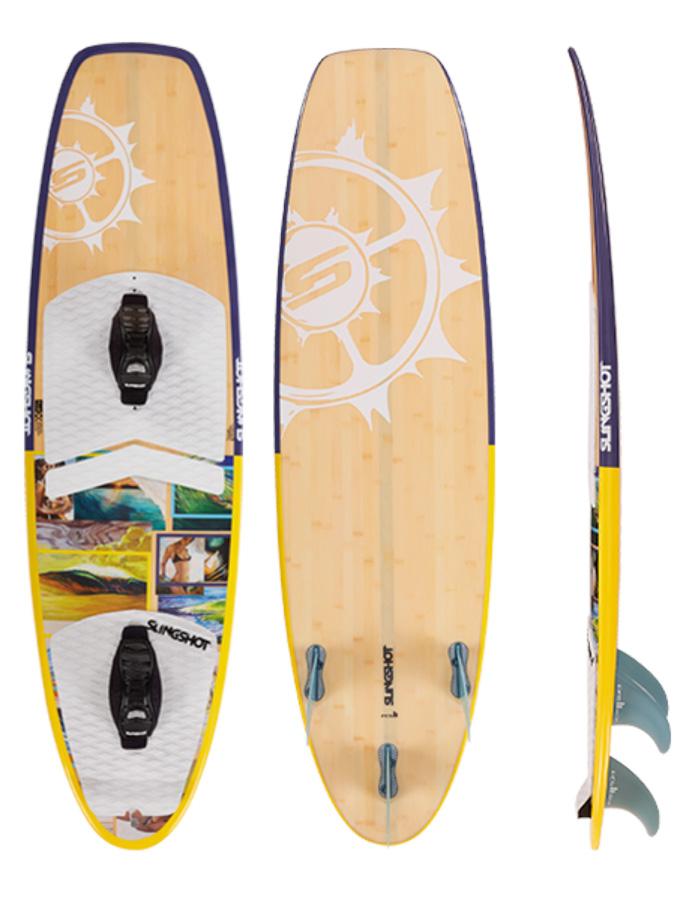 2015 Slingshot Screamer Kite Surfboard