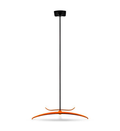 Slingshot 2017 Foil Hover Glide Orange Front