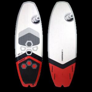 2017 Cabrinha surf board squid launcher