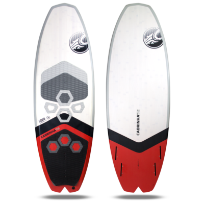 2017 Cabrinha surf board squid launcher