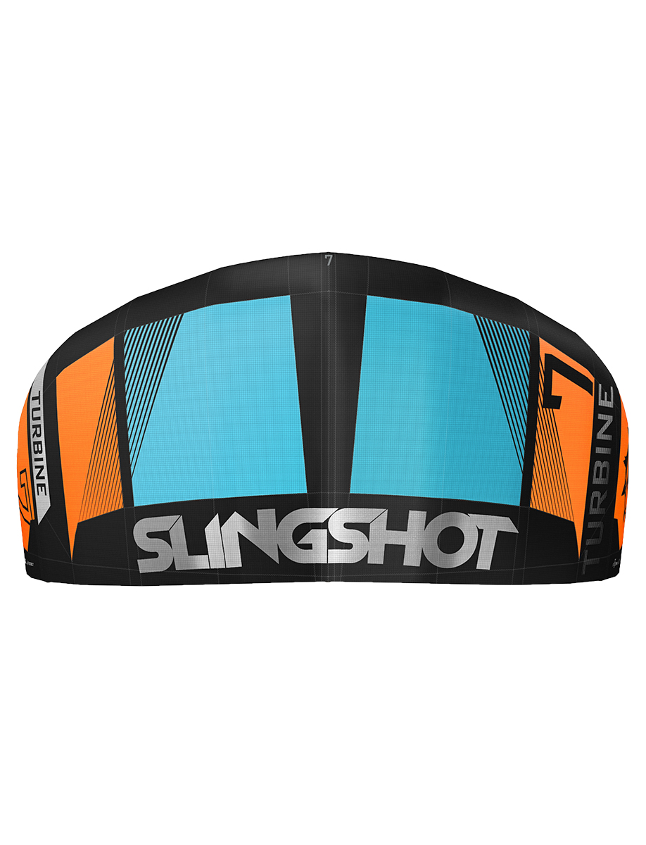 Slingshot 2017 Turbine kite Top
