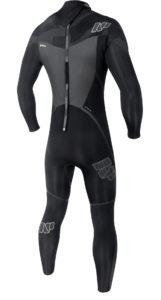 NP-Surf-4/3-back-zip-wet-suit