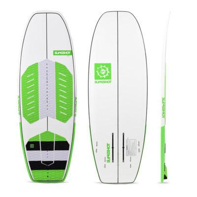 Slingshot-wakefoil-wakesurf-board