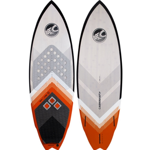 "2018-CABRINHA-SPADE-KITE-SURFBOARD=5'6"""