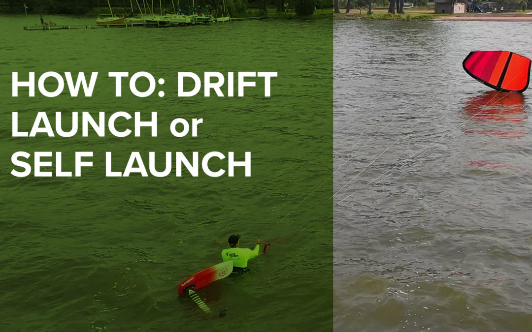 HOW TO: DRIFT LAUNCH/SELF LAUNCH
